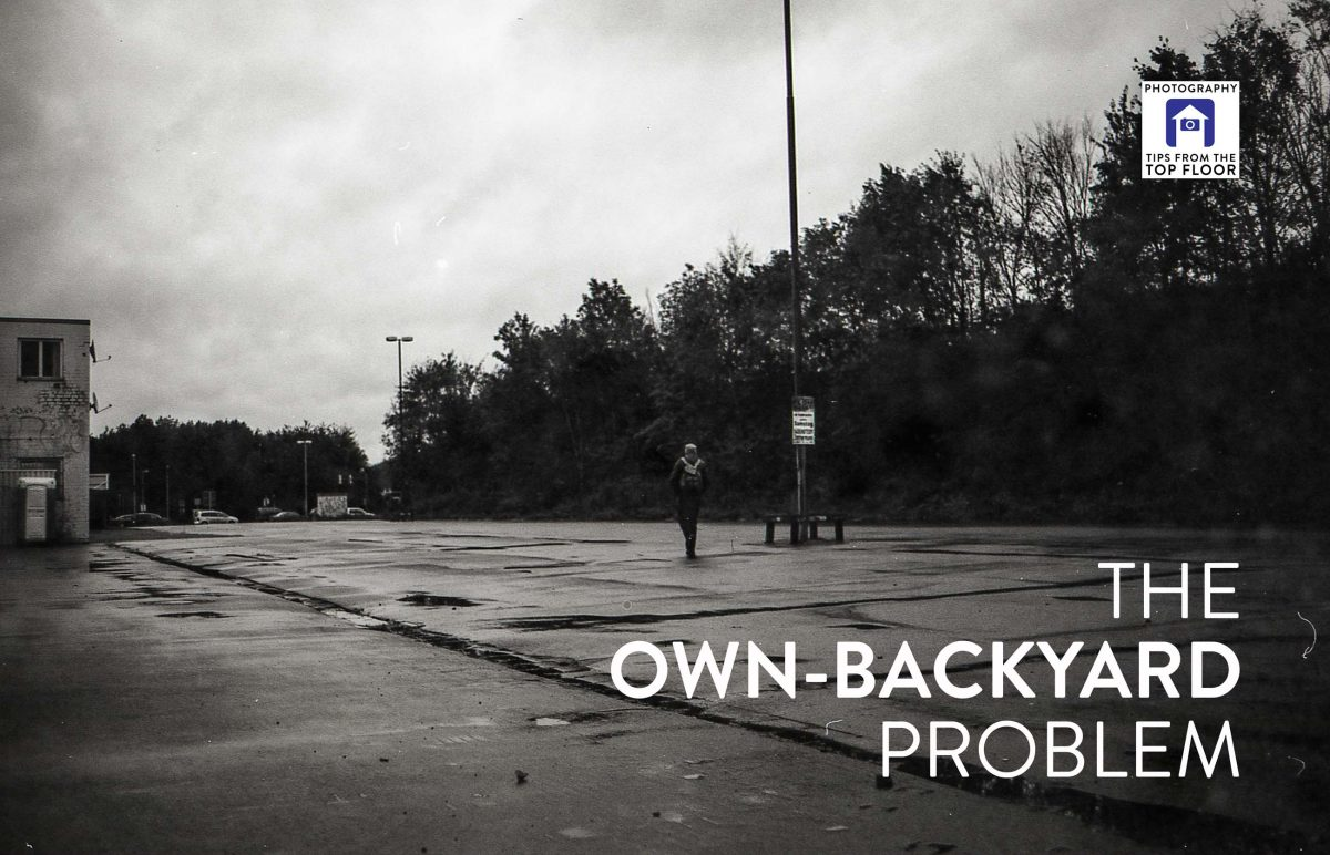 740 The Own-Backyard-Problem