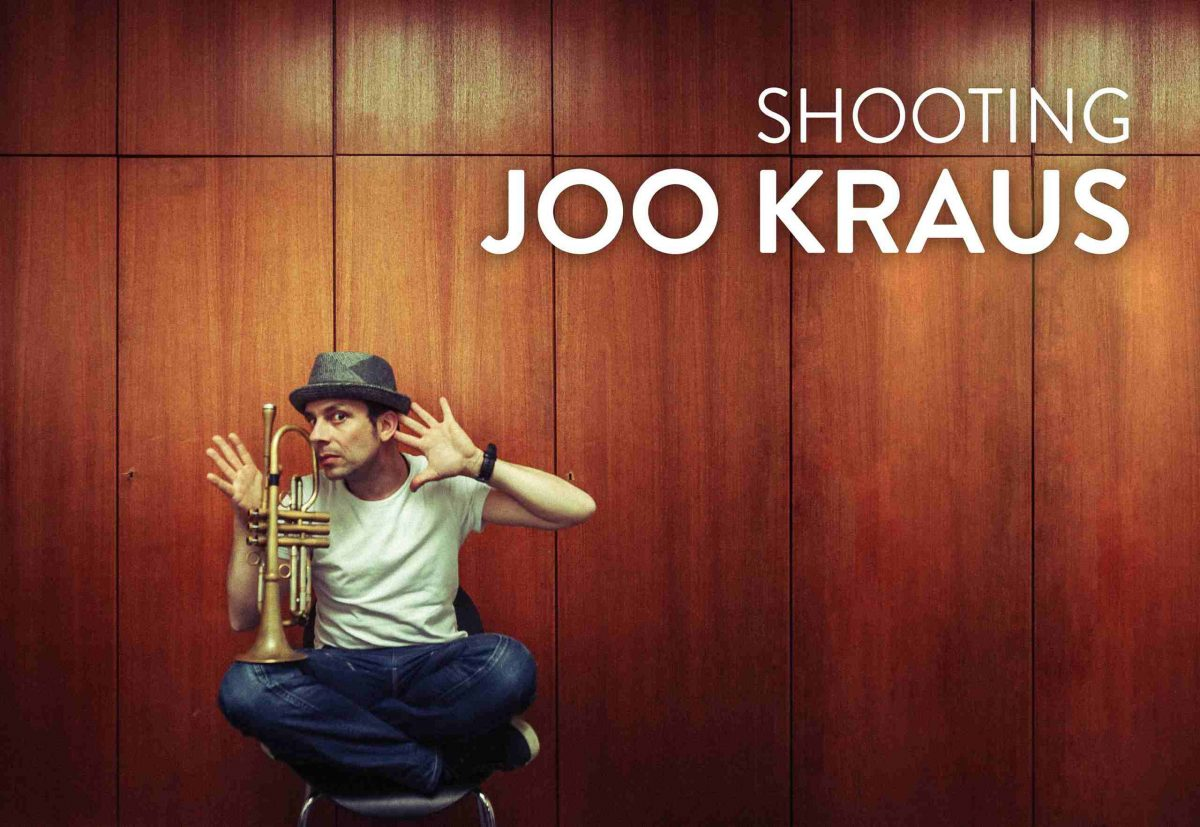 Joo Kraus: The JooJazz Photo Shoot