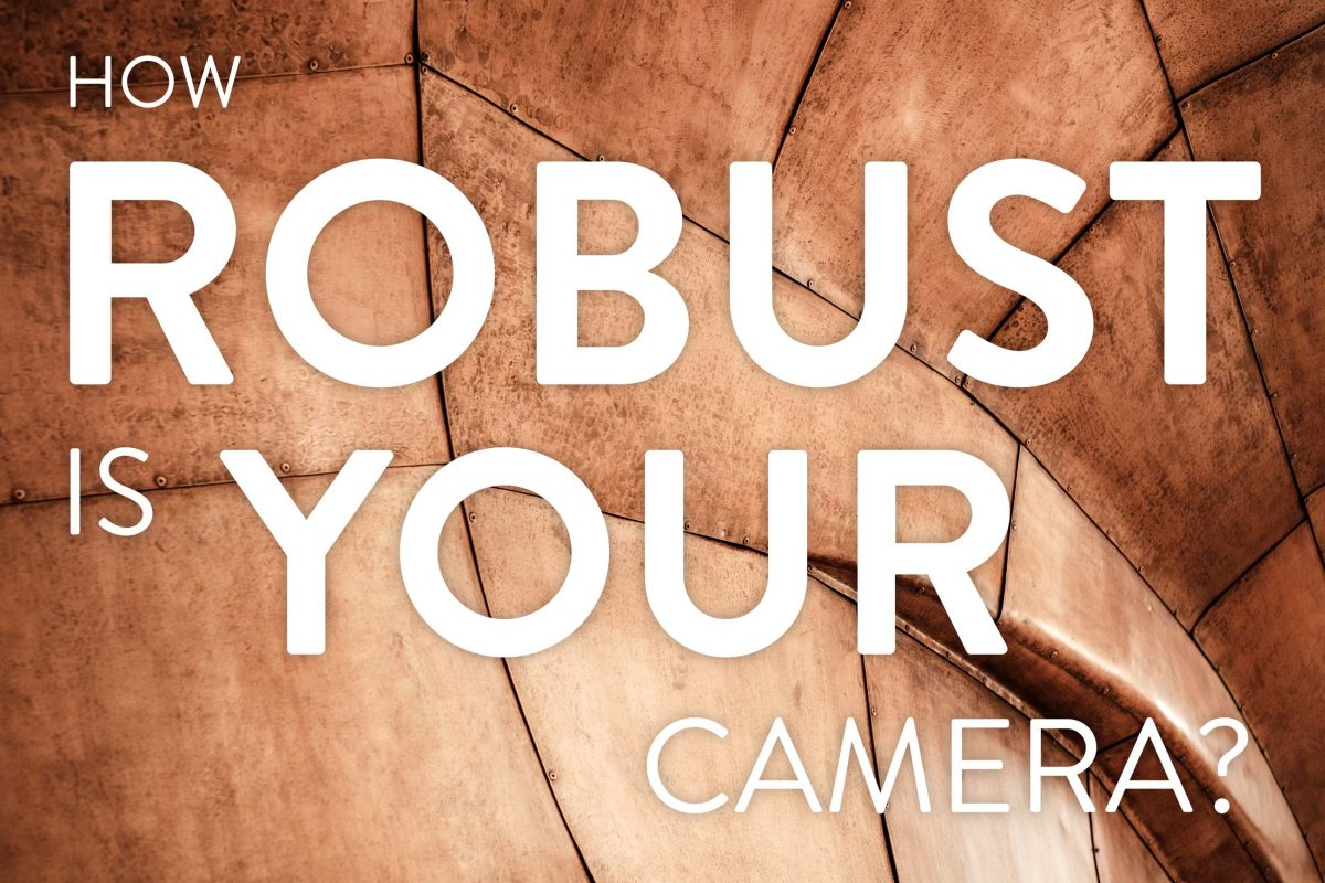 761 How Robust Is Your Camera?