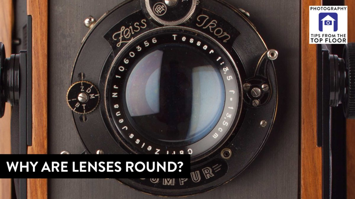 783 Why are Lenses Round?