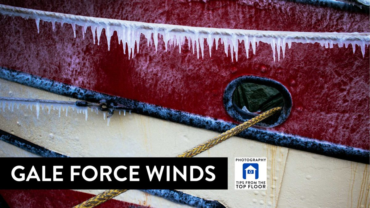 816 Gale-Force Winds