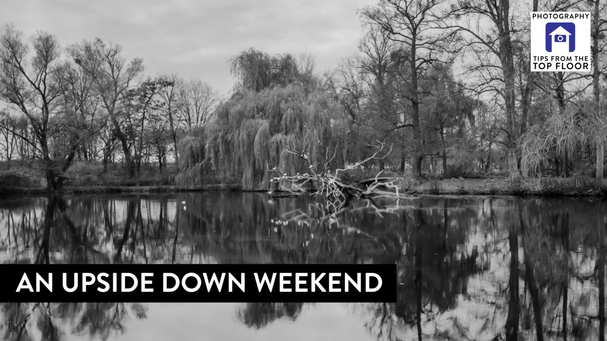 794 An Upside Down Weekend