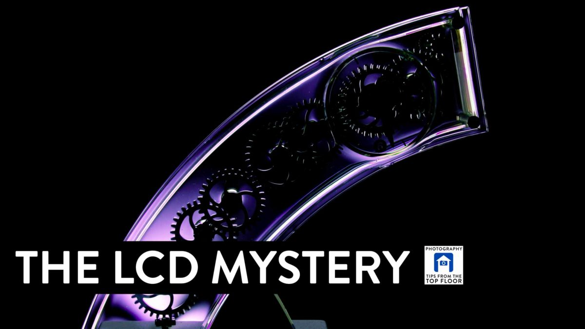 836 The LCD Mystery