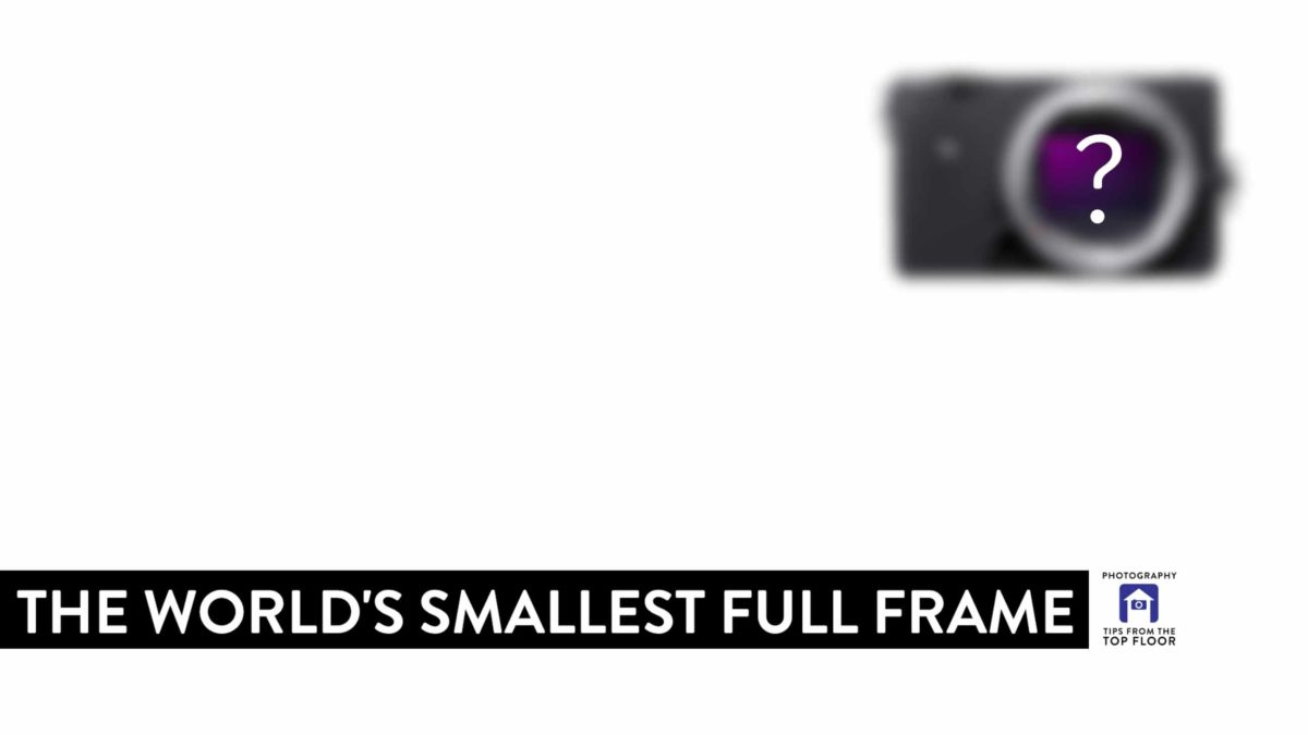 872 The World's Smallest Full Frame