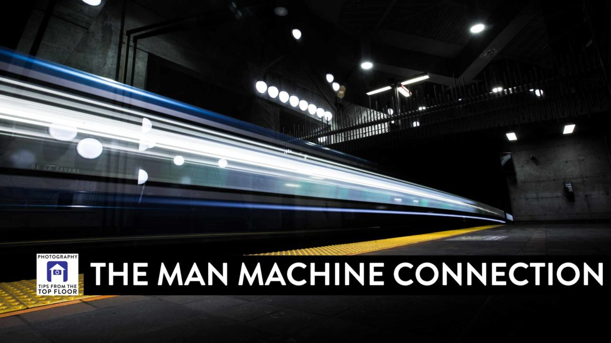 883 The Man Machine Connection