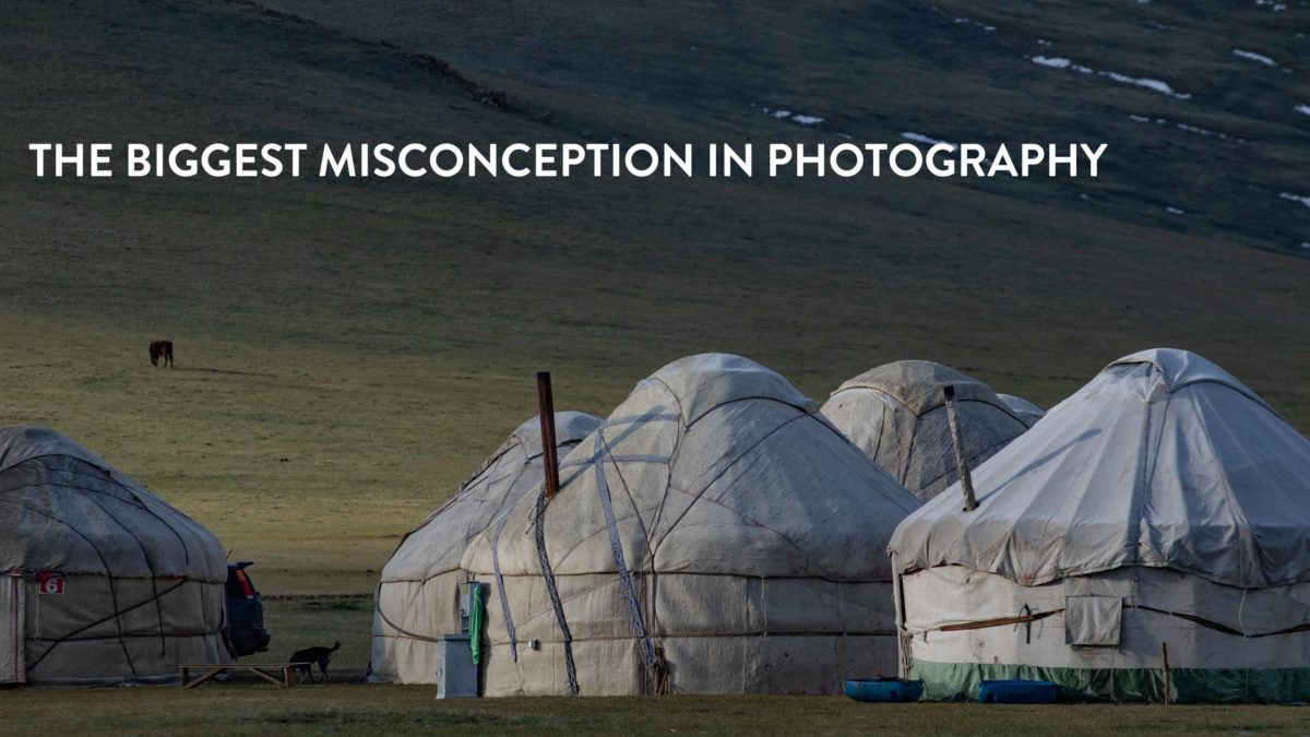 885 The Biggest Misconception in Photography